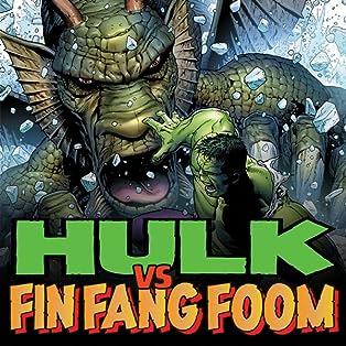 Hulk VS Fin Fang Foom (2008)