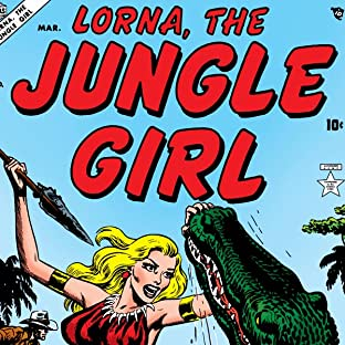 Lorna, The Jungle Girl (1954-1957)