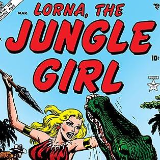 Lorna, The Jungle Girl (1954-1957)