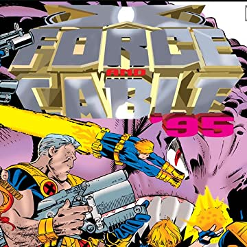 X-Force / Cable Annual (1995-1996)