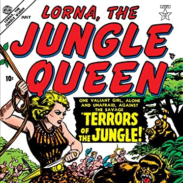 Lorna, The Jungle Queen (1953-1954)