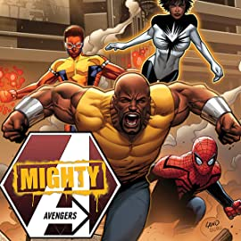 Mighty Avengers (2013-2014)