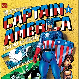 Adventures of Captain America (1991-1992)