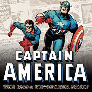 Captain America The 1940s Newspaper Strip (2010)