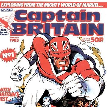 Captain Britain (1985-1986)