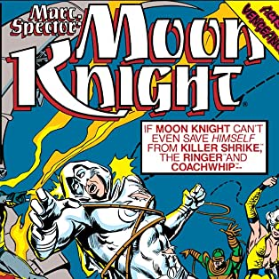 Marc Spector: Moon Knight (1989)