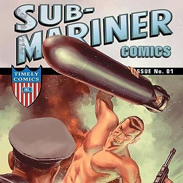 Sub-Mariner Comics 70th Anniversary Special (2009)