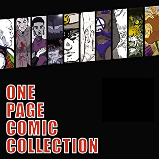 One Page Comic Collection
