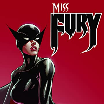 Miss Fury Digital