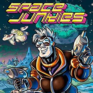 Space Junkies, Vol. 1: Hotels On The Moon