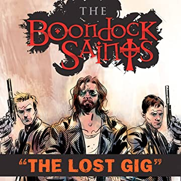 Boondock Saints: The Lost Gig