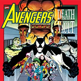 Avengers: Death Trap, The Vault (1991)