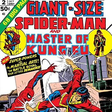 Giant-Size Spider-Man (1974-1975)