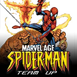 Marvel Age Spider-Man Team-Up (2004-2005)