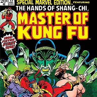 Special Marvel Edition (1971-1974)