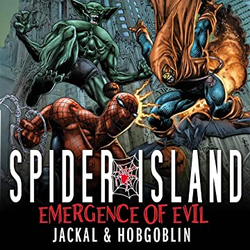 Spider-Island: Emergence of Evil - Jackal & Hobgoblin (2011)