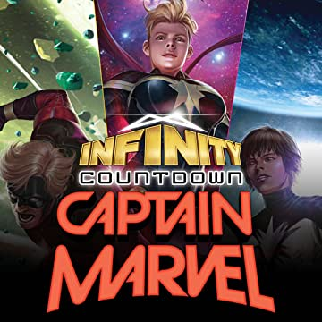 Infinity Countdown: Captain Marvel (2018)