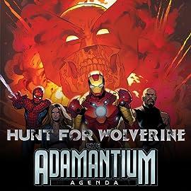 Hunt For Wolverine: Adamantium Agenda (2018)