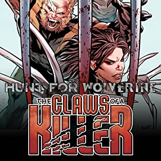 Hunt For Wolverine: Claws Of A Killer (2018)