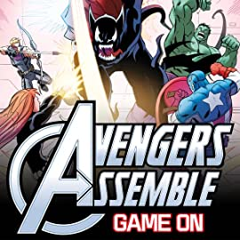 Avengers Assemble: Game On