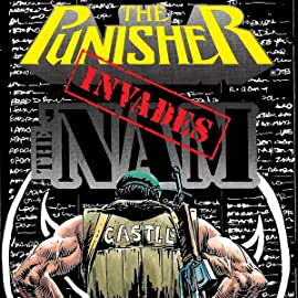 Punisher Invades The 'Nam