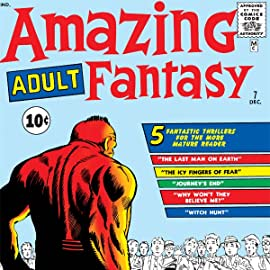Amazing Adult Fantasy (1961-1962)