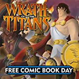 Wrath of the Titans: Cyclops/Burt Ward Boy Wonder FCBD