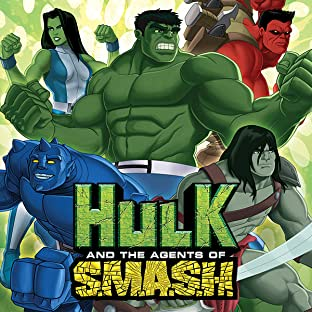 Hulk: Agents Of Smash