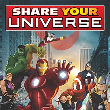 Marvel Share Your Universe