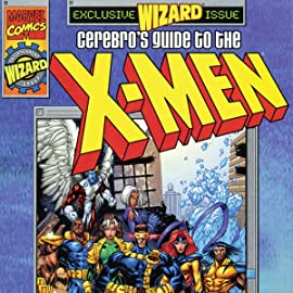 Cerebro's Guide to the X-Men (1998)