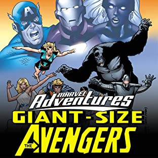 Giant-Size Marvel Adventures Avengers (2007)