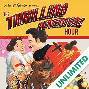 The Thrilling Adventure Hour