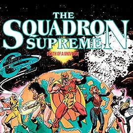 Squadron Supreme: Death of a Universe (1989)
