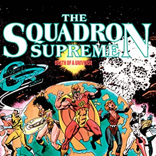 Squadron Supreme: Death of a Universe (1989)