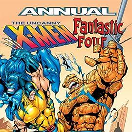Uncanny X-Men / Fantastic Four '98 Annual (1998)