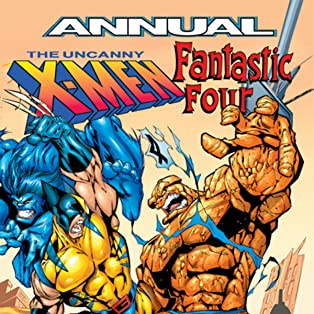 Uncanny X-Men / Fantastic Four '98 Annual (1998)
