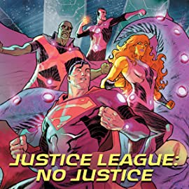 Justice League: No Justice (2018)