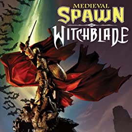 Medieval Spawn and Witchblade