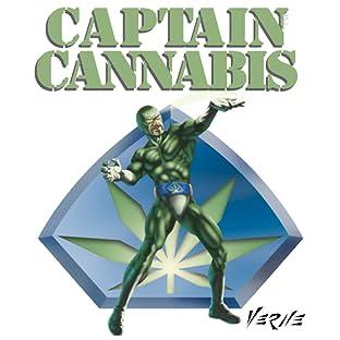 Captain Cannabis, Vol. 1: 40th Anniversary