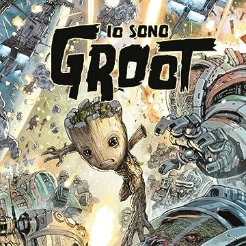 Guardiani Della Galassia Presenta: Io Sono Groot