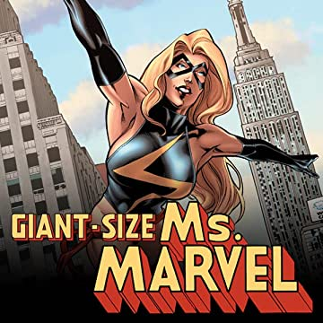 Giant-Size Ms. Marvel (2006)