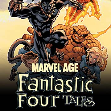 Marvel Age Fantastic Four Tales (2005)