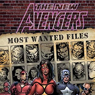 The New Avengers: Most Wanted Files (2005)