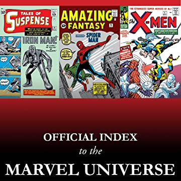 Official Index to the Marvel Universe (2009-2010)
