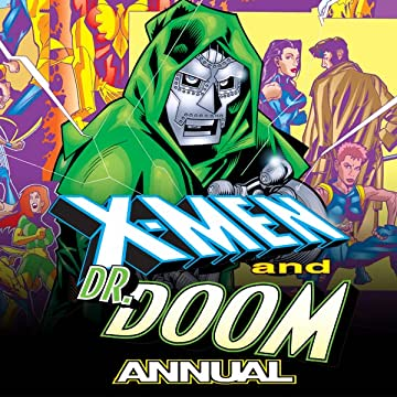 X-Men / Dr. Doom Annual (1998)