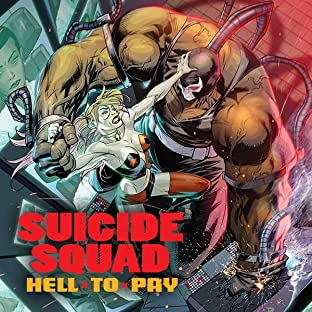 Suicide Squad: Hell to Pay (2018-)