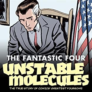 Startling Stories: Fantastic Four - Unstable Molecules (2003)