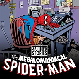 Startling Stories: The Megalomaniacal Spider-Man (2002)