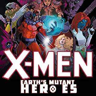 X-Men: Earth's Mutant Heroes (2011)