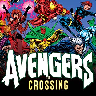 Avengers: The Crossing (1995)